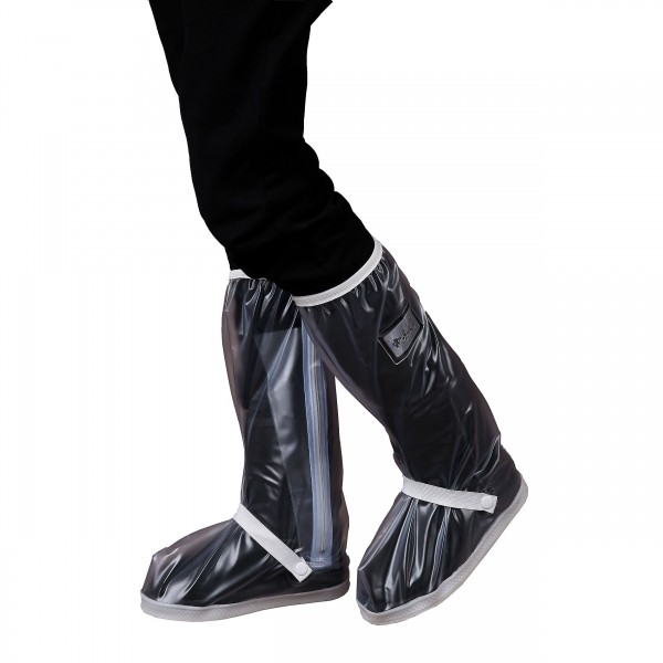 RIVER JUMP Rain Shoe Cover long with strap