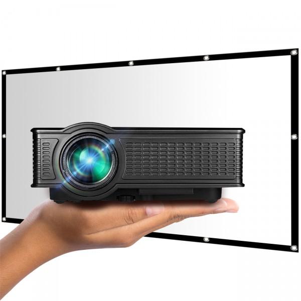 LV-HD151 BUNDLE Vidéoprojecteur LED avec écran LV-STA100FP