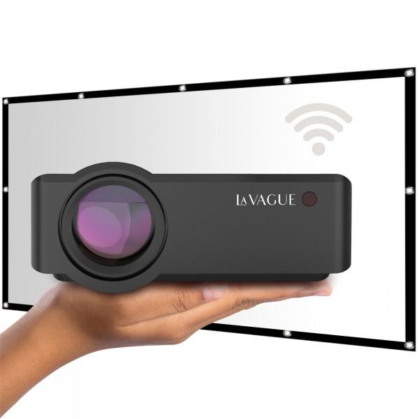 LV-HD340 Wi-Fi BUNDLE LED-Projektor inkl. LV-STA100FP