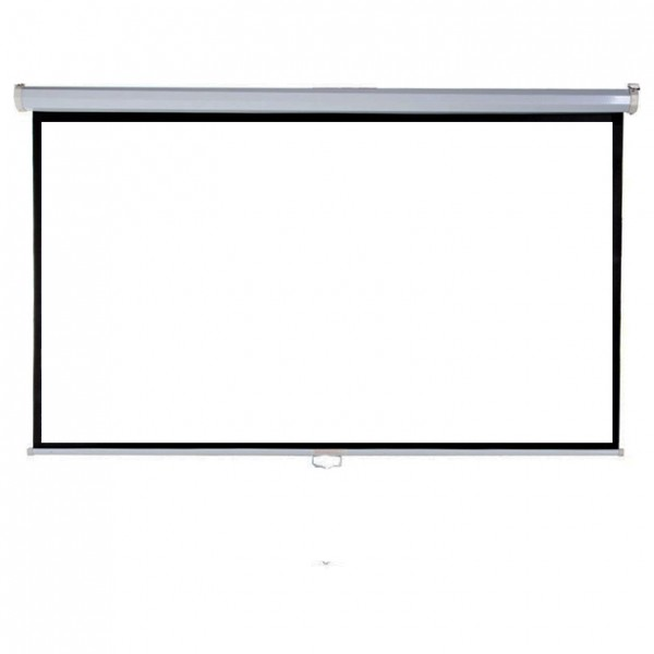 LV-HM100 Screen 16:9 manual Rollo-Leinwand