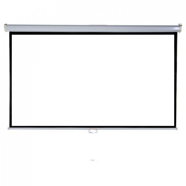 LV-HE120 Screen 16:9 electric with remote control